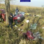 România Tv: Accident cu patru morţi, la Luica