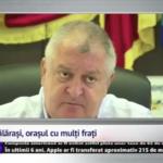 Starea Nației: Primarul Drăgulin are probleme cu oralul. De la fus! / Video