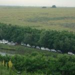 Actualizat / Cazul Elodia: Polițiștii au ajuns din nou la Sărulești, dar la pescuit!