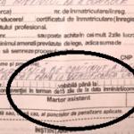 Actualizat: Polițistul-amorez de la Rutieră: Love pe bază de proces-verbal de contravenție