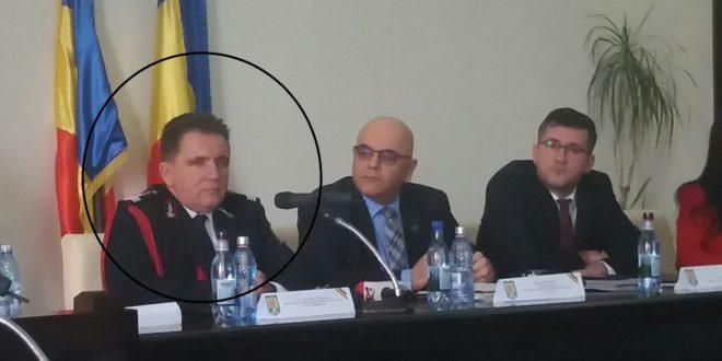 Focar de pestă porcină africană la fostul șef al ISU Călărași, generalul Daniel Popa