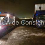 Un călărășean s-a spânzurat de bena autocamionului, în Portul Constanța